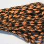 Paracord Orange-Black
