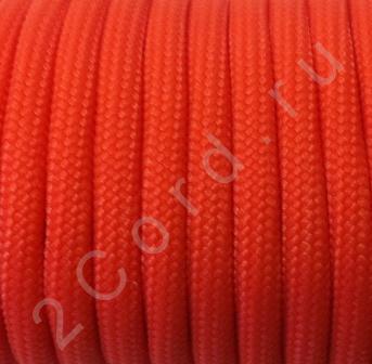 Паракорд 550 Красно-оранжевый